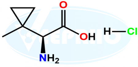 (2S)-Amino-2-(1-methylcyclopropyl)acetic acid