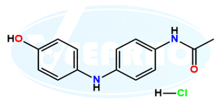 Acetaminophen Impurity 5 HCl