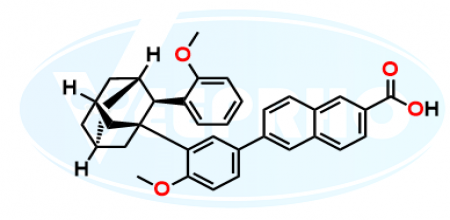 Adapalene 2 Methoxyphenyl Impurity