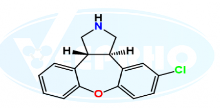 Asenapine N-Desmethyl Impurity (free base)