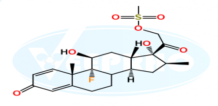 Betamethasone 21-mesylate