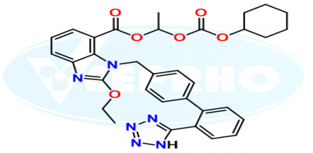 Candesartan N-Cilexetil Impurity