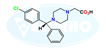 Cetirizine EP Impurity B(free base)