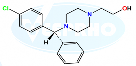 Cetirizine EP Impurity G (free base)