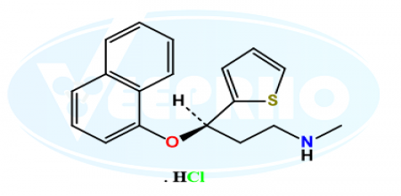 Duloxetine EP Impurity A HCl salt