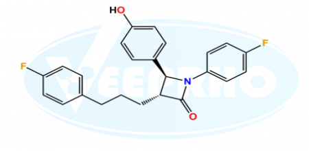 Ezetimibe 3-Dehydroxy impurity