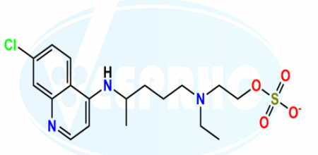 Hydroxychloroquine EP Impurity B (Free Base)