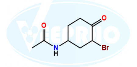 N 3 bromo 4 oxocyclohexyl Acetamide