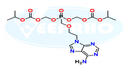 Tenofovir Disoproxil Fumarate C1 & C2 Impurity