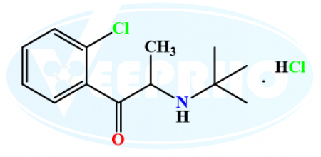 Bupropion 2-Chloro Analog