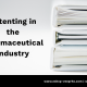 patenting in the indian pharmaceutical industry