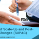 Overview of Scale-Up and Post-Approval Changes (SUPAC)